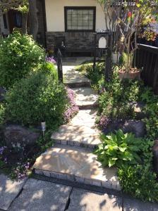 太田市 塗装 庭造り
